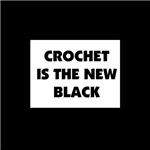 Crochet Is the New Black