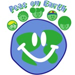 Peas on Earth - II