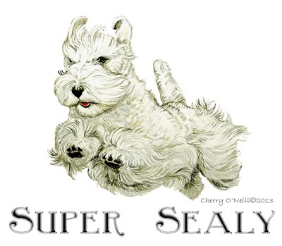 Sealyham Terrier Selections!