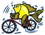 Bicycle Fish