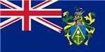 Pitcairn Islands T-Shirts
