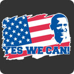 Yes We Can T-Shirts