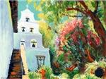 Mission San Diego by Riccoboni