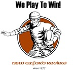 We Play to Win