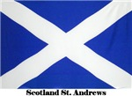 Scotland St Andrews Flag