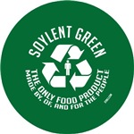 Soylent Green Buttons and Magnets