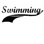 Retro Swimming