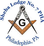 Sheba Lodge No. 7 PHA