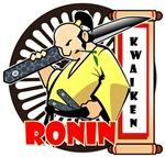 Ronin Kwaiken warrior