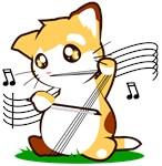 Cello Kitty