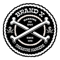 Brand X Treasure Markers