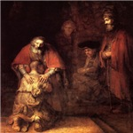 Rembrandt Return Of The Prodigal Son