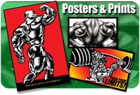 BODYBUILDING Posters & Framed Prints!