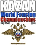 Kazan Fencing World Championships