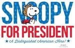 Snoopy American Hero