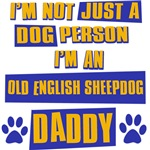 Old English Sheepdog Mommy