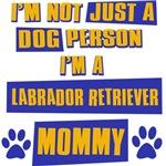 Labrador Retriever Mommy