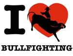 I love Bull fighting