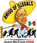 Juan McCain - Amigo of Illegals