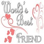 Best Friend (Pink Hearts)