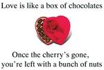 Love's Like a Box of Chocolates