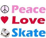 Peace, Love, Skate