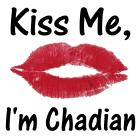 Kiss me, I'm Chadian