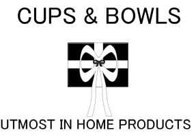 HUMOR/CUPS & BOWLS