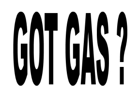 HUMOR/GOT GAS?