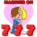 MARRIED ON 777