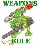 WEAPONS RULE