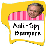 Anti-Patriot Act, Spying on