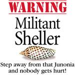 Warning Militant Sheller