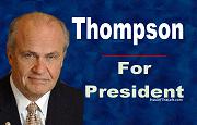 Fred Thompson for President