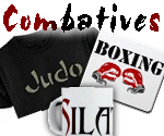 Combatives T-Shirts and Self-Defense Shirts