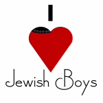 I Love (heart) Jewish Boys