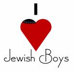 I Love (heart) Jewish Boys