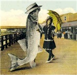 Giant Fish (Fishing Gear for Her)