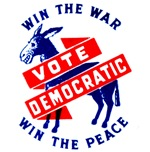 Win the War - Vote Democratic