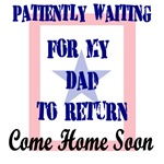Waiting for my dad to return