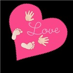 Love Heart Design from TuMommy