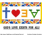 God's Love Exists For All