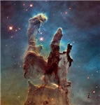 Pillars of Creation 2015 - Eagle Nebula