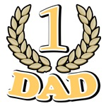 #1 Champion Dad Best Dad