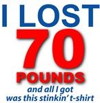 I Lost...