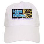 Living Art Reptiles Ball Python gift section.