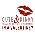 Cute & Kinky Valentine Gifts & T-shirts