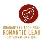 100% Pure Romantic Lead - Angelina Jolie Design