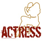 Actress Figure T-shirts & Gifts