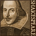 Shakespeare Images & Portraits T-shirts & Gifts
